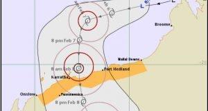 SES Porthedland Blue Alert